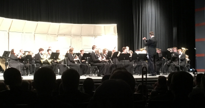 Wind Ensemble Fall Band Concert 2016